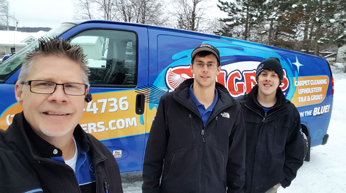 About Saigers Steam Clean Grand Rapids Minnesota