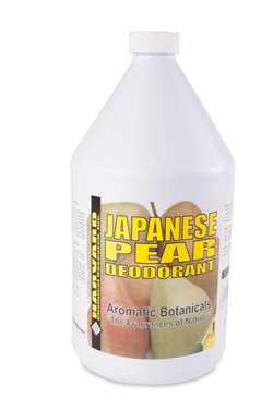 Japanese Pear Water Based Deodorizer Saigers Steam Clean Grand