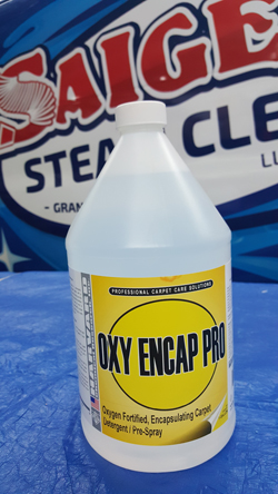 Oxy Encap Pro Oxygen Fortified Encapsulating Cleaner